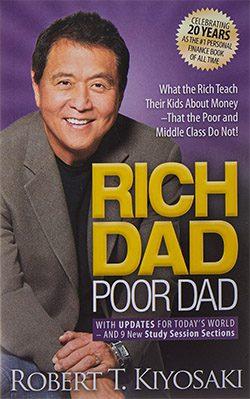 Rich Dad Poor Dad Cover