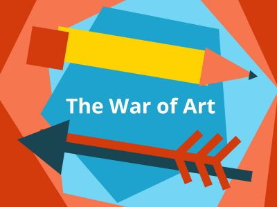 the war of art summary